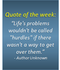 Quote of the week - 14/08/2018