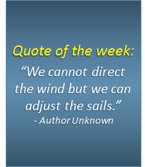 Quote of the week - 24/02/2017