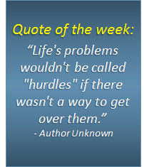 Quote of the week - 26/10/2017