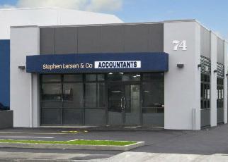 Stephen Larsen and Co Building