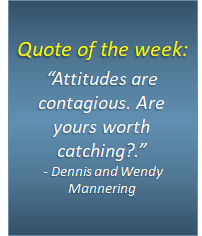 Quote of the week - 07/05/2019