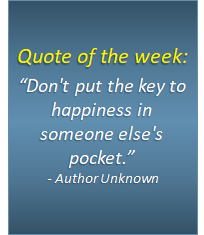 Quote of the week - 25/03/2019